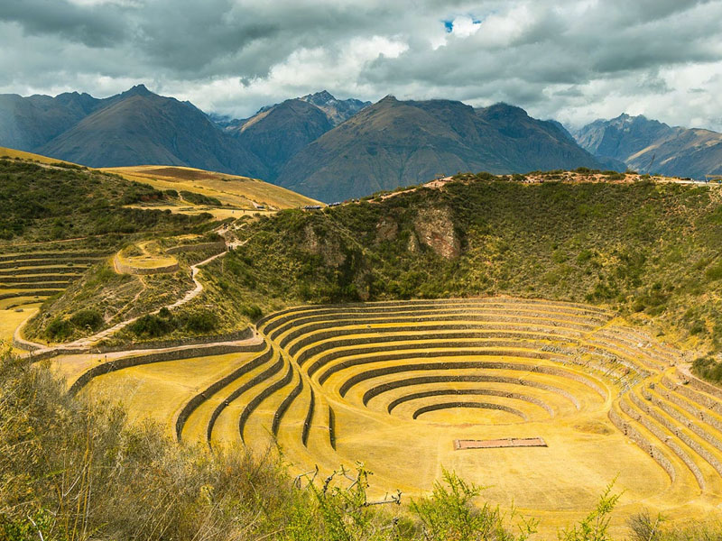 Moray-cusco